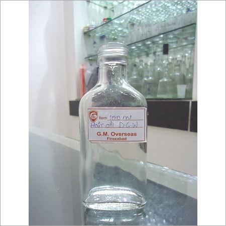 100 Ml Empty Hair Oil Bottles