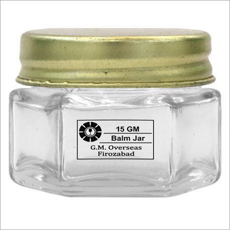 Balm Glass Jars