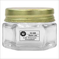 Balm Glass Jars