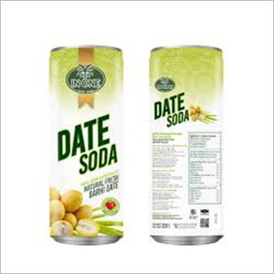 Date Palm Soda