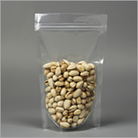 Stand Up Clear Pouches