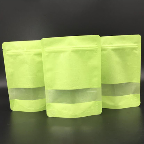 Rice Paper Stand Up Pouchs