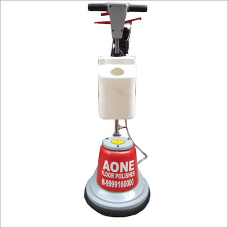 Floor Scrubbing Machine