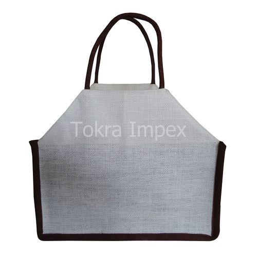 Bakery Packaging Promotional PP Laminated Jute Tote Bag