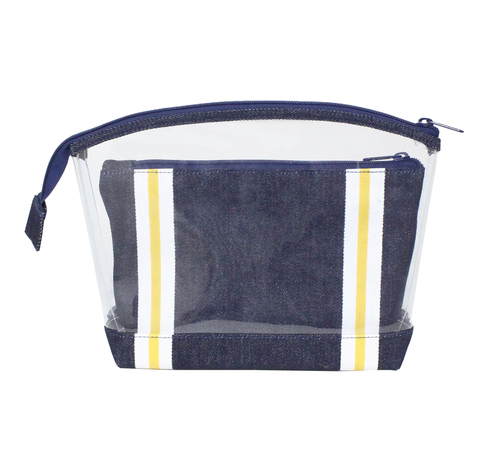 14 Oz Denim Fabric Travel Bag