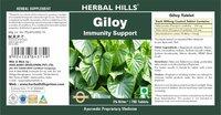 Herbal Hills Giloy / Guduchi 700 Tablets Ayurvedic Giloy (Tinospora cordifolia) 400 mg