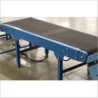 Flat Belt Conveyor With Working Table