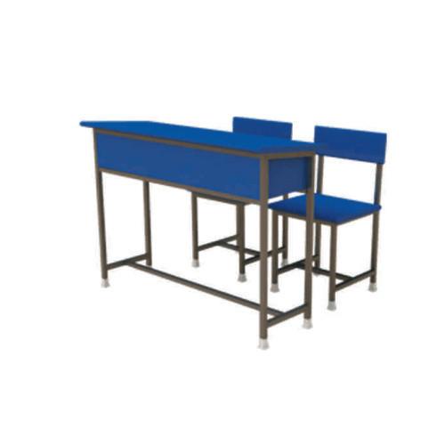 Kidzlet Wooden School Desk