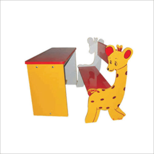 Play School Wooden Desk