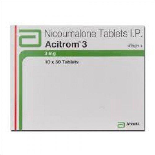 3 mg Nicoumalone Tablets