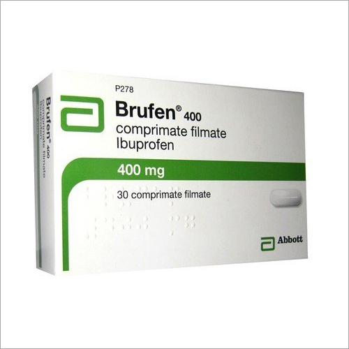Brufen Comprimate Filmate Ibuprofen Tablets