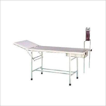 Steel Gynic Examination Couch
