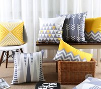 Cotton Printed Cushion Covers