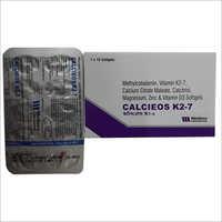 Methylcobalamin Vitamin K2-7 Calcieos K2-7 Capsules