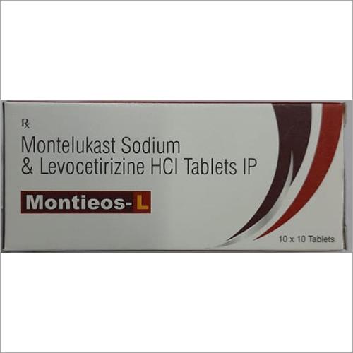 Montelukast Sodium And Levocetirizine Hcl Tablets