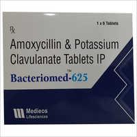 Amoxycillin And Potassion Clavulantate Tablets
