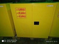 Flame Proof Safety Cabinate-30Gallon