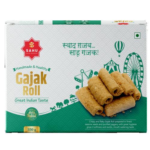Sahu Special Gajak Roll in premium Packing