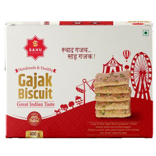 Sahu Khasta Gajjak Premium Quality