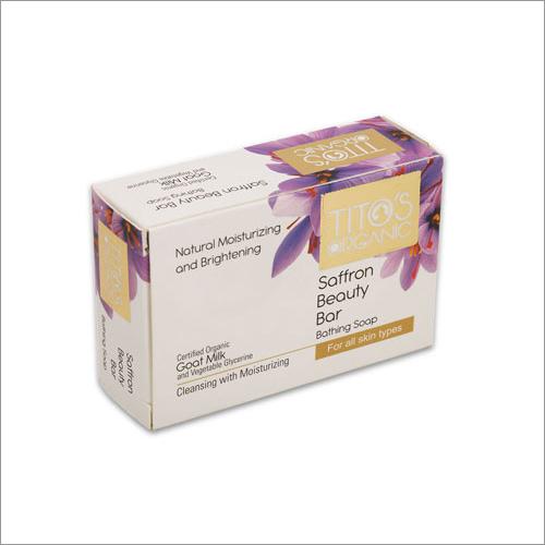 Saffron Beauty Bar 100 Gms