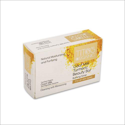 Turmeric Beauty Bar 100 Gms