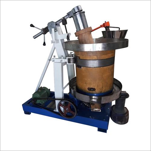 Semi-Automatic Marachekku Oil Extraction Machine