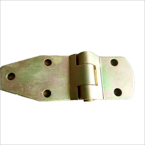 4 MM And 5 MM MS 5 Hole Hinges For Mahindra