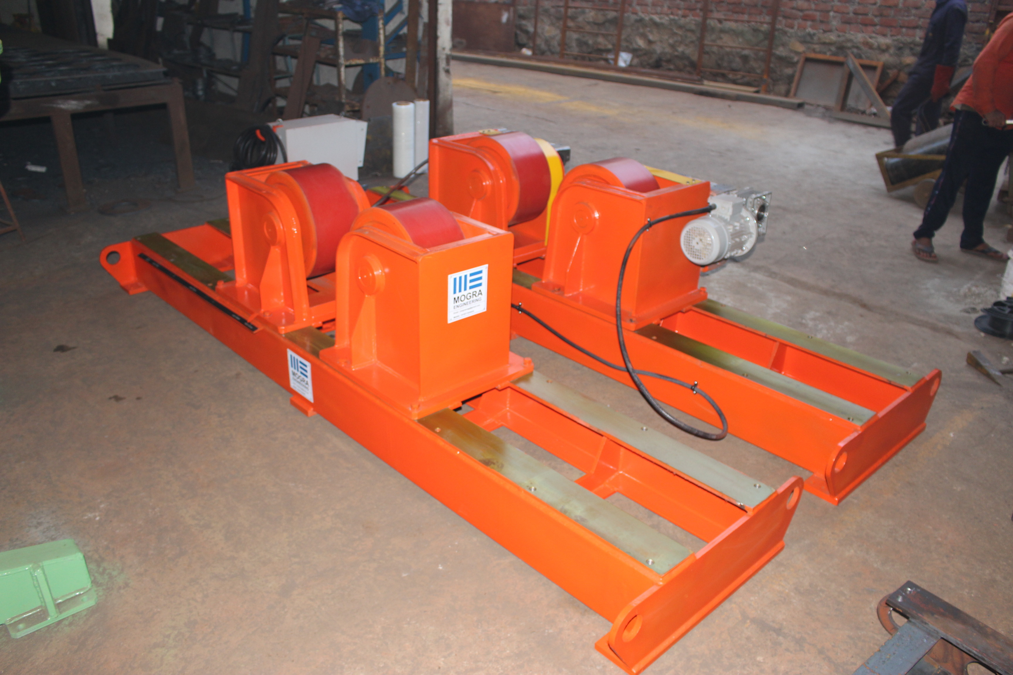 WELDING ROTATOR  40 MT CAPACITY