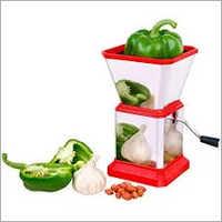 Plastic Manual Chilli Cutter