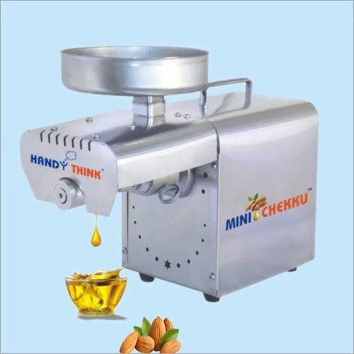 Mini Chekku Oil Machine