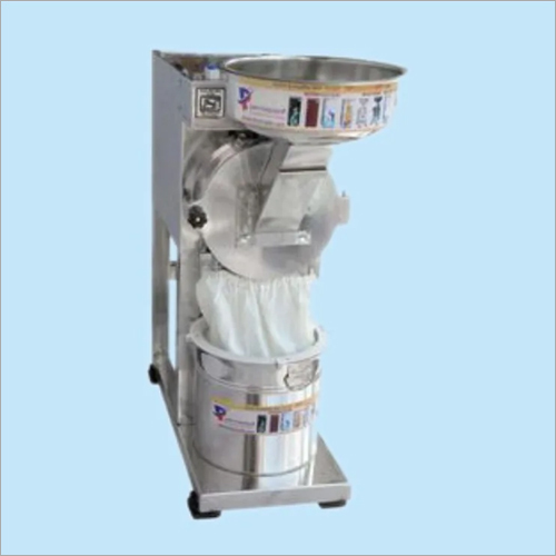 Commercial 2 In 1 Dry and Wet Pulverizer Machine