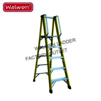 Frp Platform Step Ladder-8feet (Fp-1108)