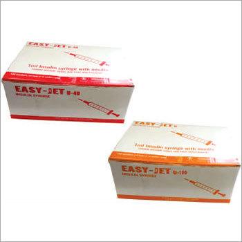 Easy Jet Insulin Syringe