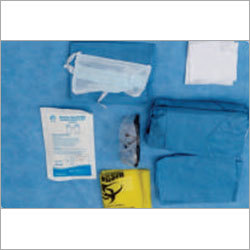 HIV Disposable Surgery Pack