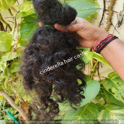 Deep Curly Indian Human Hair