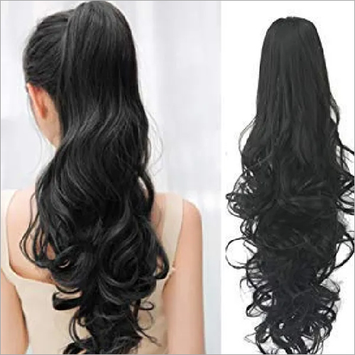 Ponytail Human Hair Extensions