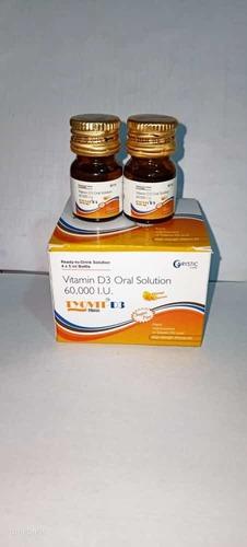 Vitamin D3 Oral Solution 60,000 I.u.