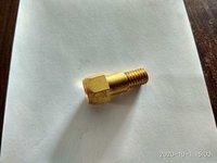 welding tip holder