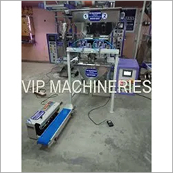 Semi Automatic Grocery Filling And Sealing Machine