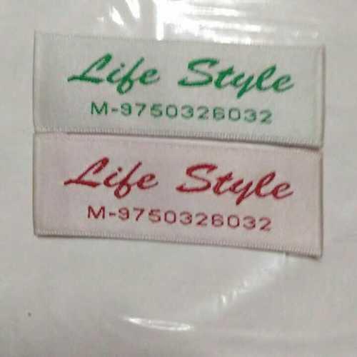 Saten labels