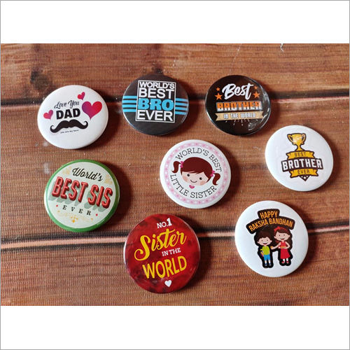 Promotional Gift Badges
