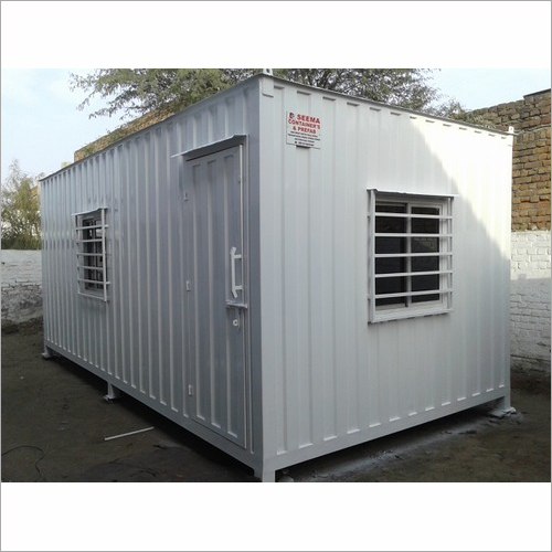 Non Insulated Cement Godown Portable Container