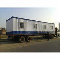 Non Insulated Labour Portable Container