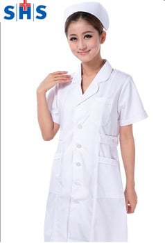 Labcare Export  Hospital Nurse Uniform Certifications: Iso & Ce Certified Product
