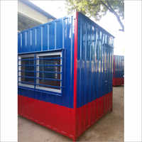 Prefab Security Guard Cabin