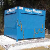 Steel Modular Highway Nest Container