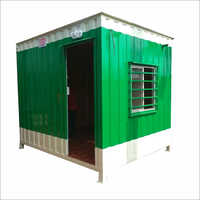 HSIDC Tool Booth Container