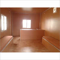 Insulated Office Container