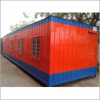 Prefab Engineers Office Container