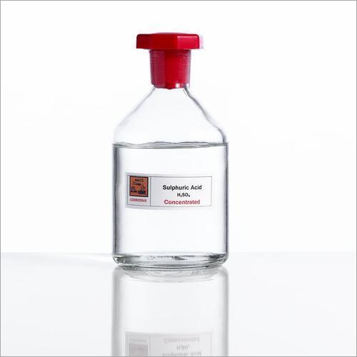 C.P Grade Sulphuric Acid